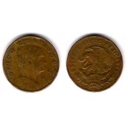 (426) Estados Unidos Mexicanos. 1965. 5 Centavos (MBC)