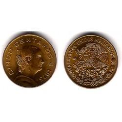 (472) Estados Unidos Mexicanos. 1973. 5 Centavos (MBC)