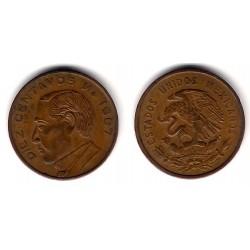 (433) Estados Unidos Mexicanos. 1967. 10 Centavos (EBC-)