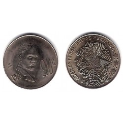 (442) Estados Unidos Mexicanos. 1978. 20 Centavos (EBC)