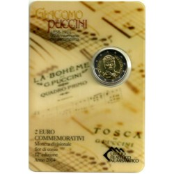 San Marino 2014 2 Euro (SC)