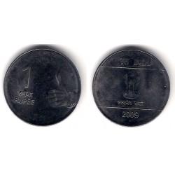 (331) India. 2009. 1  Rupee (MBC)