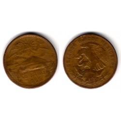 (440) Estados Unidos Mexicanos. 1955. 20 Centavos (BC)