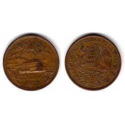 (441) Estados Unidos Mexicanos. 1973. 20 Centavos (MBC+)