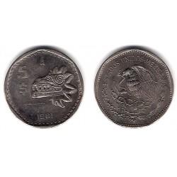 (485) Estados Unidos Mexicanos. 1981. 5 Pesos (SC)
