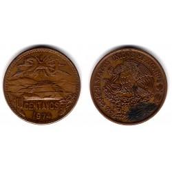 (441) Estados Unidos Mexicanos. 1974. 20 Centavos (MBC+)