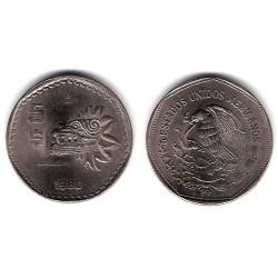 (485) Estados Unidos Mexicanos. 1980. 5 Pesos (SC)