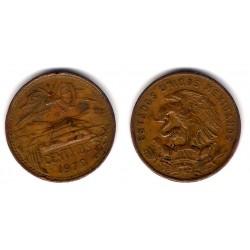 (440) Estados Unidos Mexicanos. 1970. 20 Centavos (BC+)
