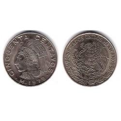 (452) Estados Unidos Mexicanos. 1978. 50 Centavos (SC)