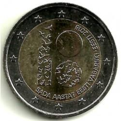 Estonia. 2018. 2 Euro (SC)