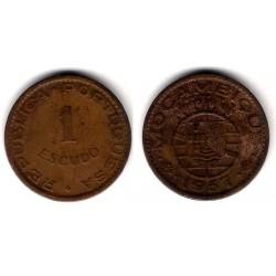 (82) Mozambique. 1957. 1 Escudo (MBC+)
