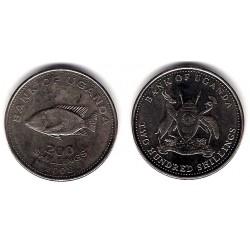 (68a) Uganda. 2008. 200 Shillings (SC)