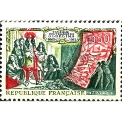 (1037) Francia. 1962. 50 Centimes. Gobelins (Nuevo)