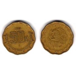 (549) Estados Unidos Mexicanos. 2004. 50 Centavos (RC)