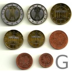 Alemania. 2002(G). Serie Completa (SC)