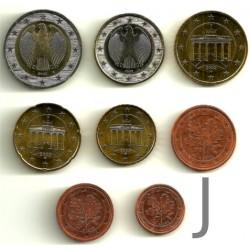 Alemania. 2002(J). Serie Completa (SC)