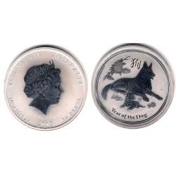 Australia. 2018. 50 Cents (Proof) (Plata)