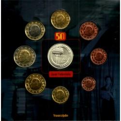 Bélgica. 2003. Cartera Oficial (SC)