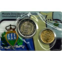 San Marino. 2010. Cartera Oficial reducida (SC)