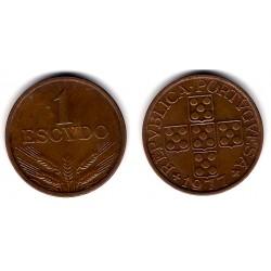 (597) Portugal. 1977. 1 Escudo (EBC)