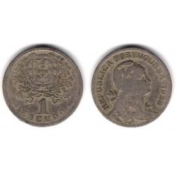 (578) Portugal. 1928. 1 Escudo (BC-)