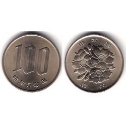 (482) Japón. 1975. 100 Yen (SC)