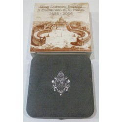 Ciudad del Vaticano. 2006. 10 Euro (Proof) (Plata)