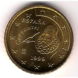 España. 1999. 50 Céntimos (SC)