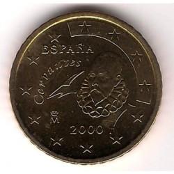 España. 2000. 50 Céntimos (SC)