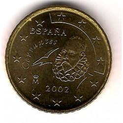 España. 2002. 50 Céntimos (SC)