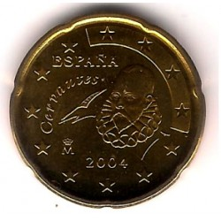 España. 2004. 20 Céntimos (SC)
