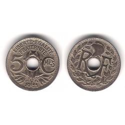 (875) Francia. 1921. 5 Centimes (EBC)