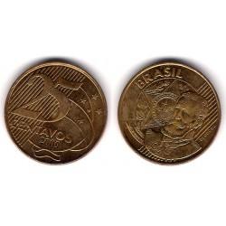 (650) Brasil. 2009. 25 Centavos (EBC)