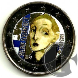 Finlandia. 2012. 2 Euro (SC) Coloreada