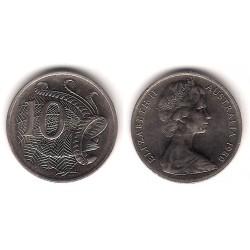 (65) Australia. 1980. 10 Cents (SC)