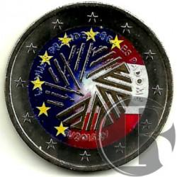 Letonia. 2015. 2 Euro (SC) Coloreada