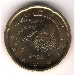 España. 2005. 20 Céntimos (SC)