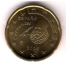 España. 2006. 20 Céntimos (SC)