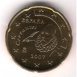 España. 2007. 20 Céntimos (SC)