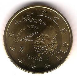 España. 2008. 50 Céntimos (SC)