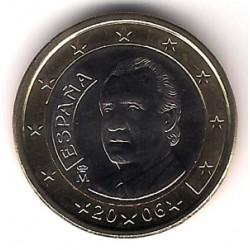 España. 2006. 1 Euro (SC)