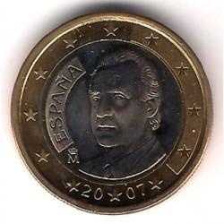 España. 2007. 1 Euro (SC)