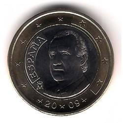 España. 2009. 1 Euro (SC)