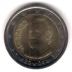 España. 2004. 2 Euro (SC)