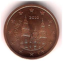 España. 2010. 2 Céntimos (SC)