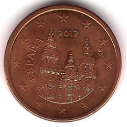 España. 2012. 5 Céntimos (SC)