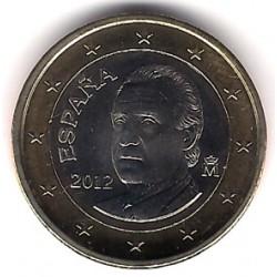 España. 2012. 1 Euro (SC)