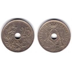(68.1) Bélgica. 1927. 25 Centimes (MBC)