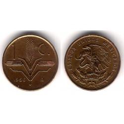 (417) Estados Unidos Mexicanos. 1956. 1 Centavo (MBC)