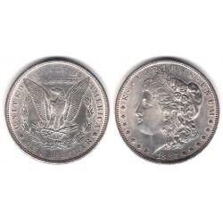 (110) Estados Unidos de América. 1883. 1 Dollar (SC) (Plata)